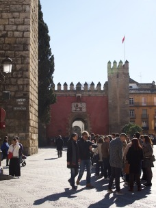 Jono Alcazarin palatsiin
