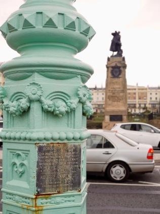 Joku patsas Brightonissa