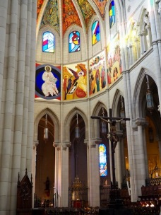 Almudenan katedraali