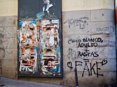 Madrisissa ei ole tylsiä seiniä