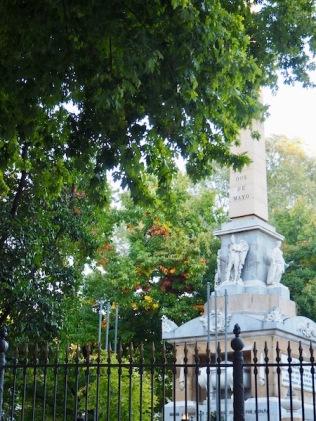 Patsaita ja monumentteja riittää