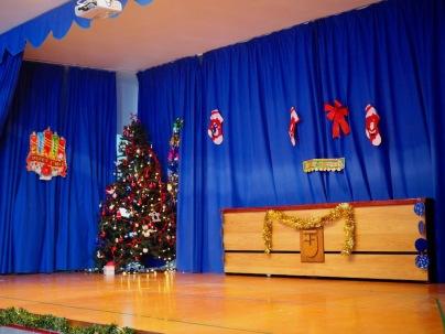 Koulun joulujuhlat