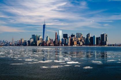 Keväinen New York