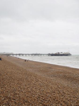 Brightonin rantaviivaa