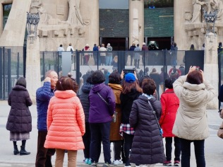 Aasialaisia turisteja