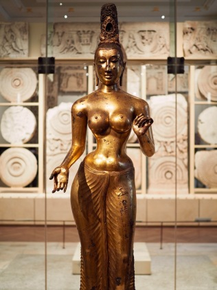 Tara, myötätunnon jumalatar.