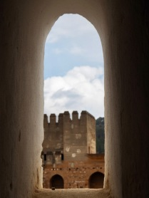 Ikkuna Alcazabassa