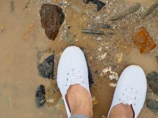 Ei paras kenkävalinta