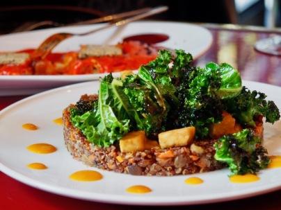 Wild Food- outoa vegaaniruokaa