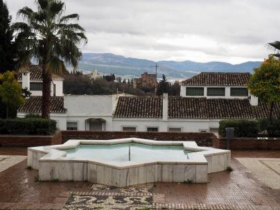 Mirador San Nicolaksen lähellä