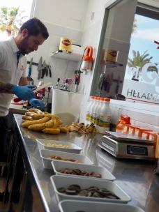 Banaanijäätelön 42 banaania