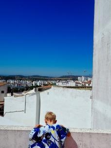 Näkymä San Roquen yli