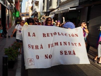 Feministinen vallankumous!