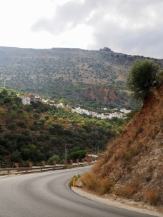 Benaojanin kylä