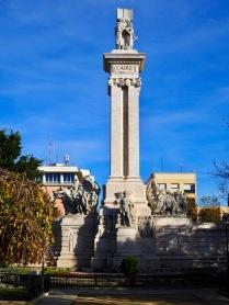 Cádiz ja obeliski