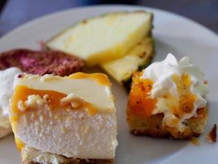 Herkullinen juustokakku