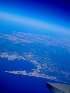 Kotimatkalla Gibraltarin lahti