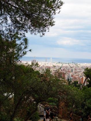 Barcelonan horisontti
