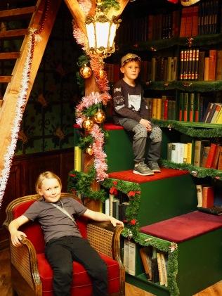 Joulukalenterin kulisseissa