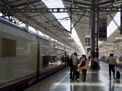 Málagan asema