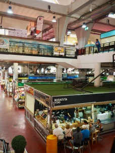Mercado de la Cebada