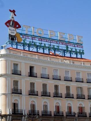 Tio Pepe - terveisiä Andalusiasta