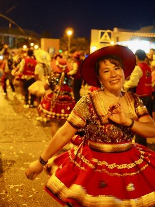 Perulaisia perinnetanssijoita