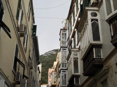 Vanhempaa Gibraltaria