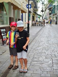 Pokemon-jahdissa Gibraltarilla