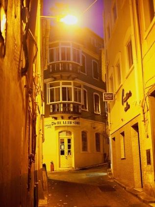 Yöllinen Gibraltar