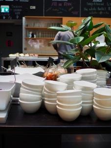 Brunssipöydän antimia