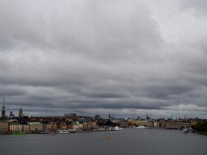 Näkymät Södermalmilta