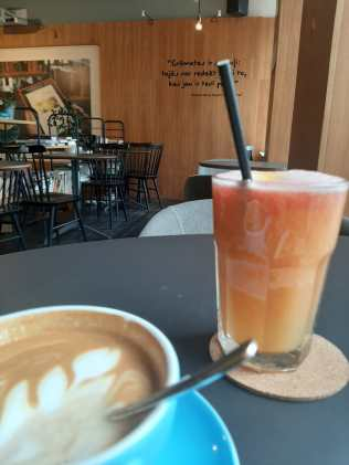 Zvaigzne Cafe Riiassa